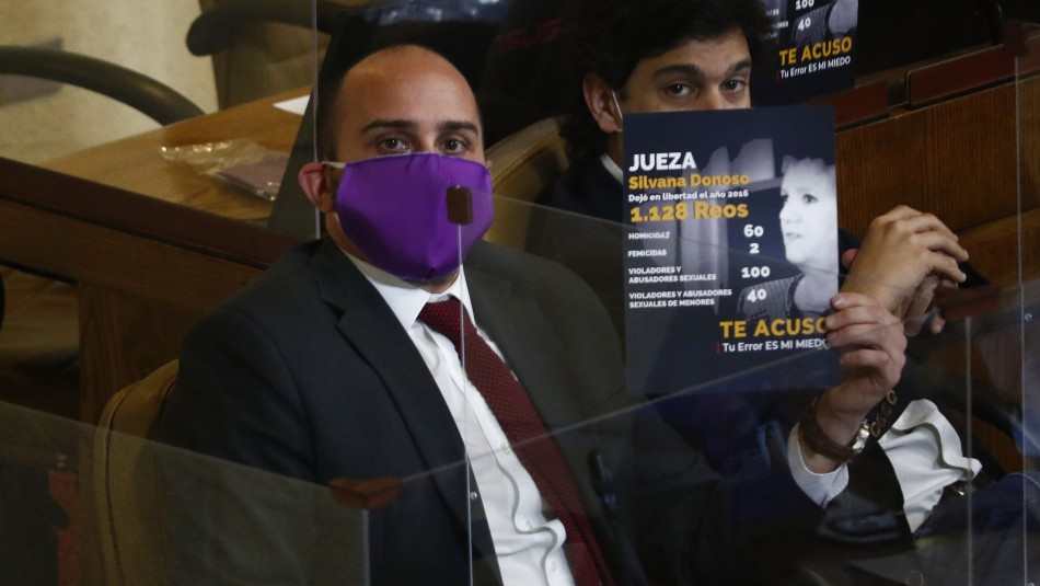 Caso Ámbar Cornejo: Aprueban admisibilidad de AC contra jueza Donoso