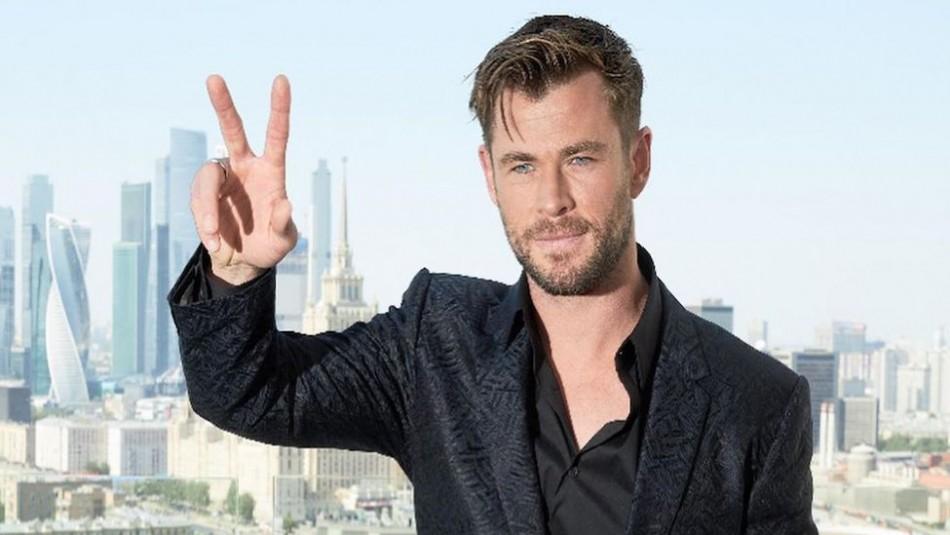 Los hijos de Chris Hemsworth: Su última foto demuestra todo lo que han crecido