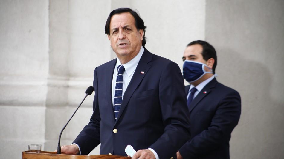 Ministro Pérez por detención con armamento en Cañete: