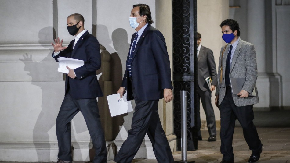 Consejo de gabinete estuvo marcado por reactivación económica, plebiscito y la pandemia