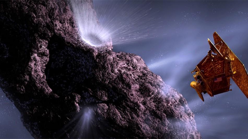 El plan Hammer de la NASA ante meteoritos.