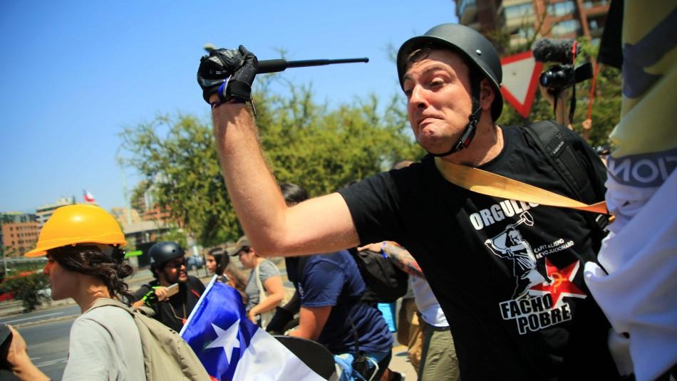 Prohíben a Sebastián Izquierdo participar en marchas por el