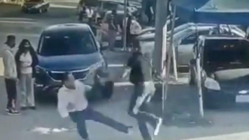 Padre mató a presunto violador de su hija cuando salía de la fiscalía en México