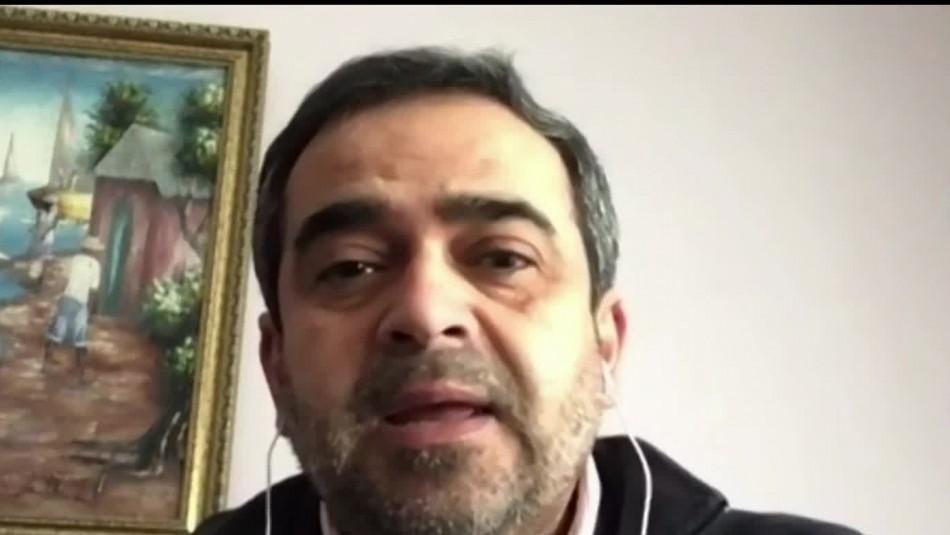 Entrevista a senador Jaime Quintana y proyecto para aplazar elección de gobernadores