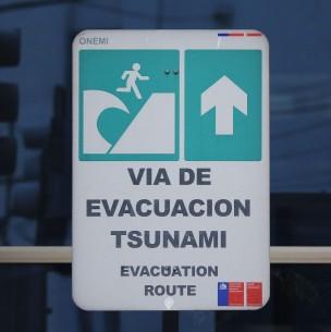 SHOA descarta riesgo de tsunami tras temblor en cercanías del territorio antártico chileno