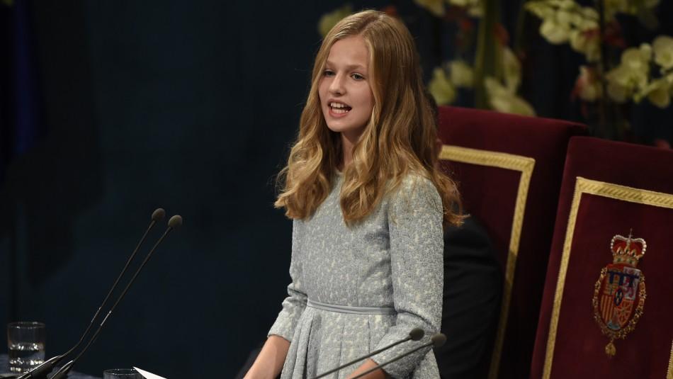 Se encienden las alarmas en realeza española: Compañera de la Princesa Leonor tiene coronavirus