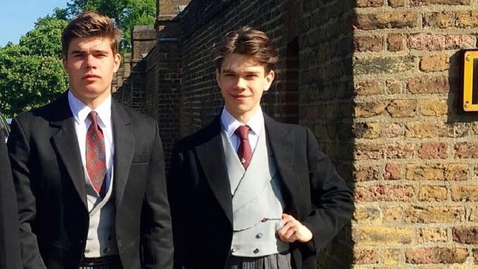 Samuel y Arthur: Los sobrinos-nietos de la reina Isabel II que destacan en redes sociales