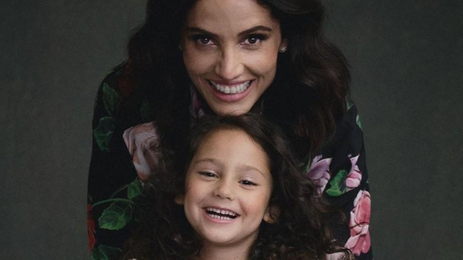 Leonor Varela compartió regreso a clases de su hija en medio de pandemia de coronavirus
