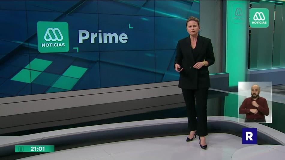 Meganoticias Prime - Viernes 11 de septiembre 2020
