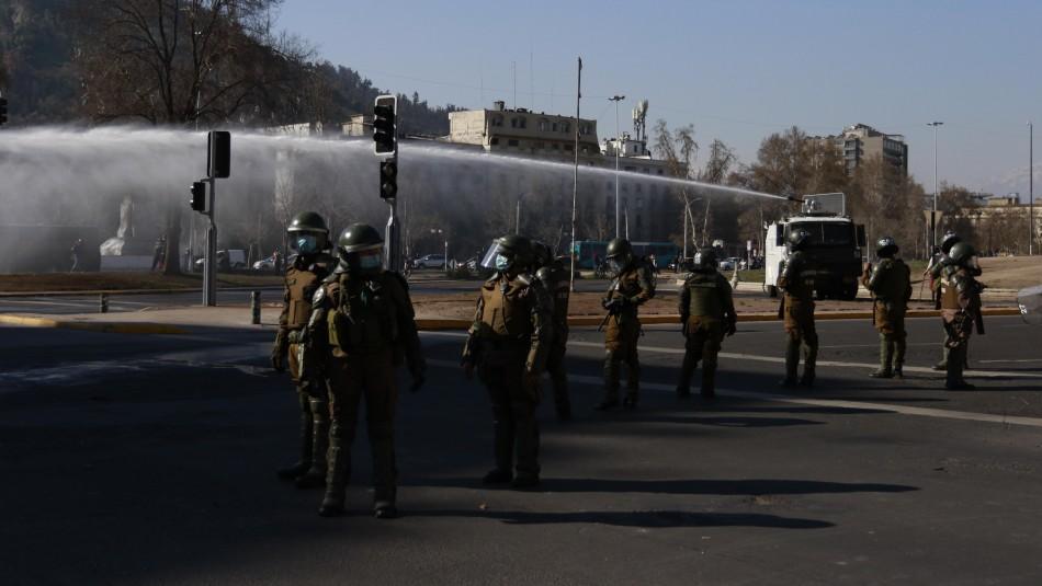 Balance 11 de septiembre: Gobierno informa que hubo 108 detenidos a nivel nacional