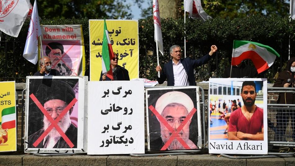 Irán ejecuta a un luchador acusado de asesinato en confesión obtenida tras tortura