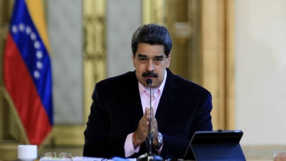Nicolás Maduro anuncia detención de