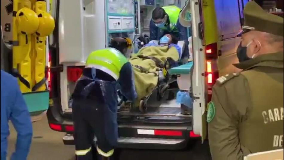 Adolescente mapuche de 13 años es herido por perdigón en Collipulli