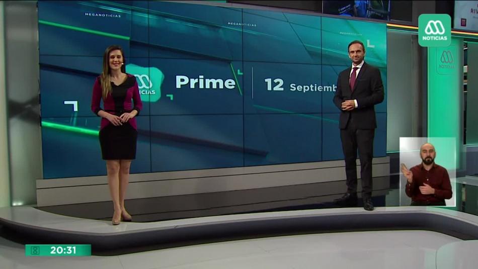 Meganoticias Prime - Sábado 12 de septiembre 2020