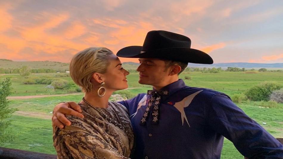 Katy Perry mostrará su vida intima con Orlando Bloom en nuevo documental