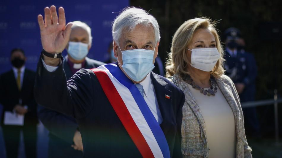 Presidente Piñera participó de Te Deum de las iglesias evangélicas en la comuna de Las Condes