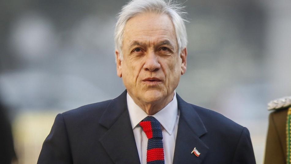 Plebiscito 2020: Presidente Piñera plantea puntos
