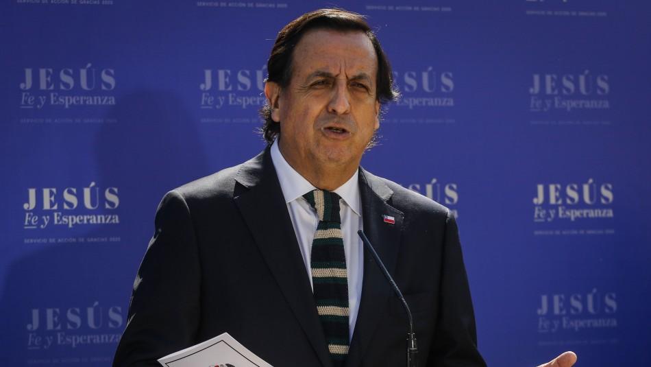 Ministro Pérez anuncia que existirá programa de reparación para víctimas del estallido social