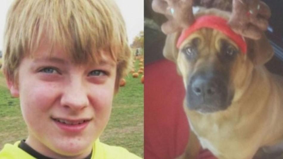 Niño muere abrazado a su perro tras intentar rescatar a su abuela de un incendio