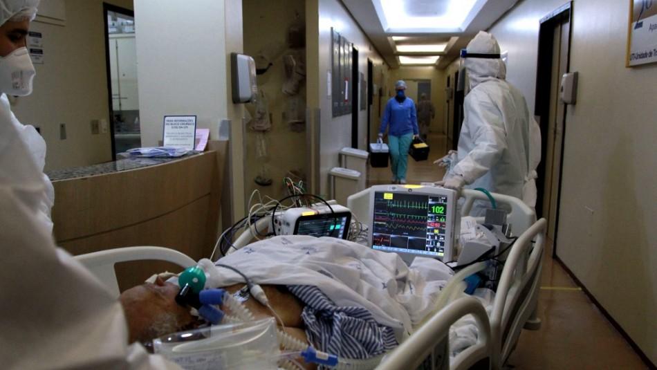 OMS Europa: En octubre y noviembre aumentará mortalidad del coronavirus