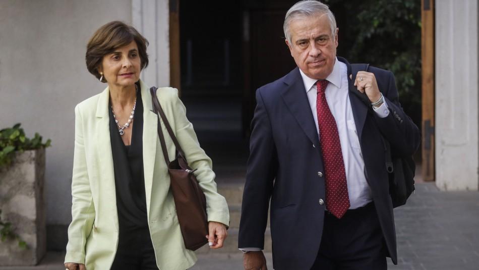 Subsecretaria Daza y acusación constitucional contra Mañalich: