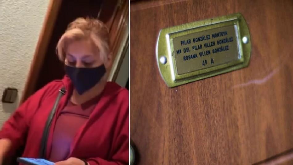 Desalojan a mujer que ocultó muerte de anciana y se quedó con su casa