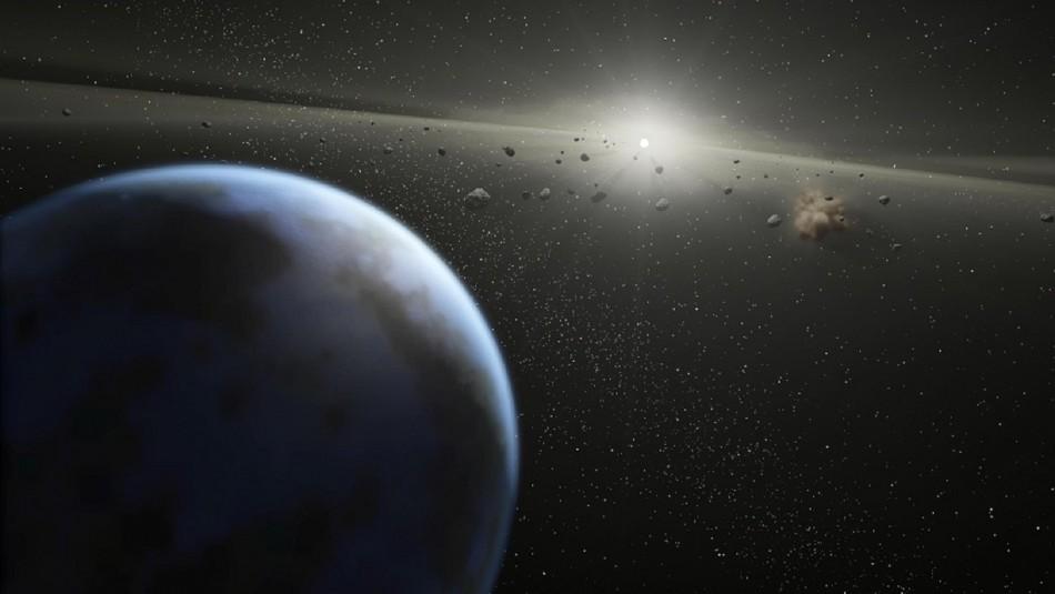 Asteroide pasará hoy junto a la Tierra.
