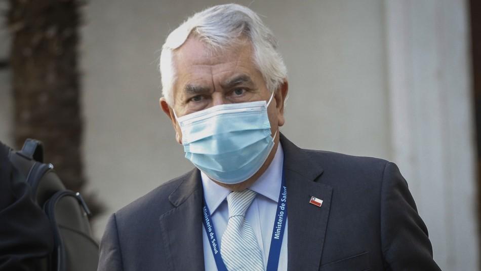 Balance Minsal: Chile supera los 12 mil fallecidos por coronavirus