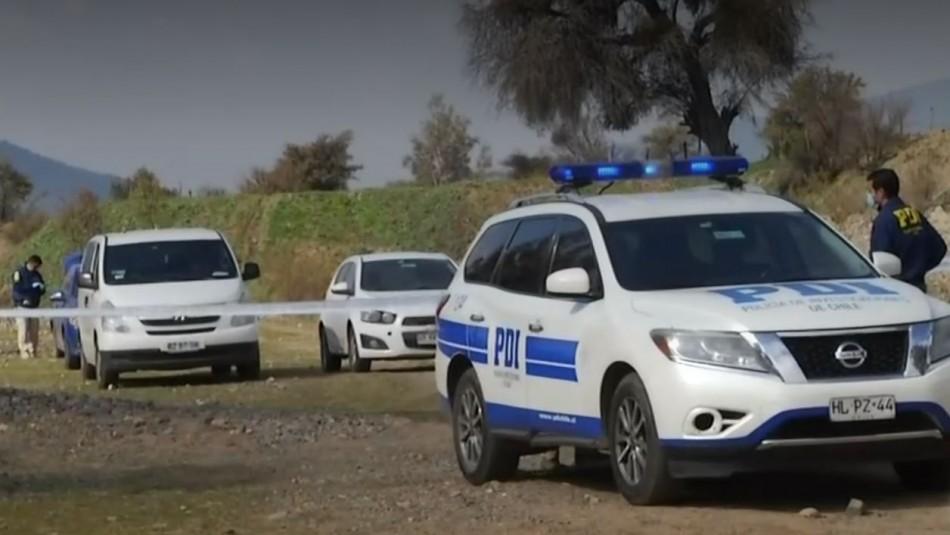 Homicidio Til Til: PDI detiene a sujeto por su presunta responsabilidad e identifican a cómplice