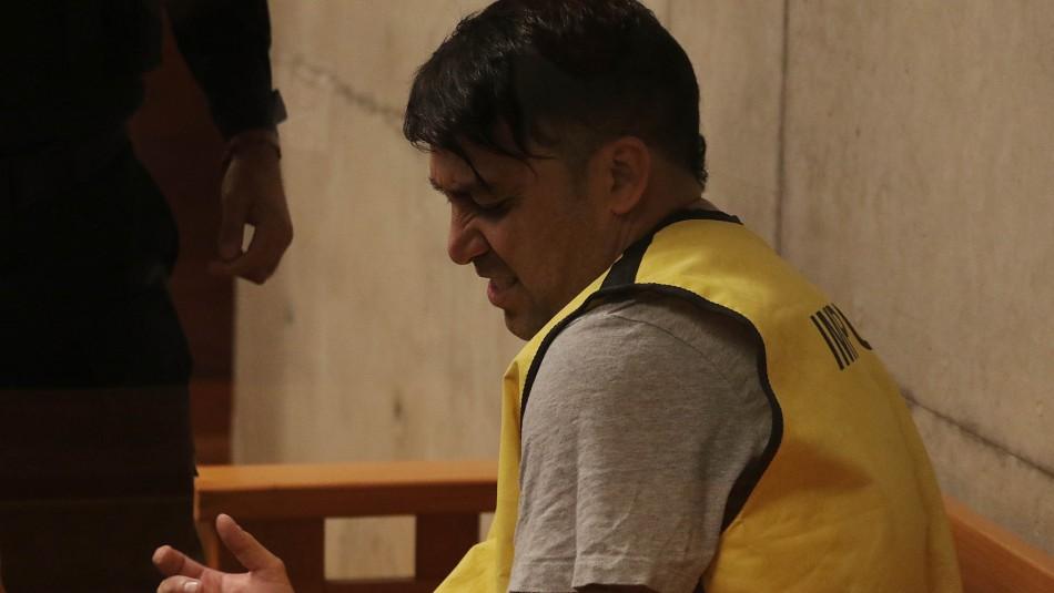 Luis Núñez está acusado de homicidio.