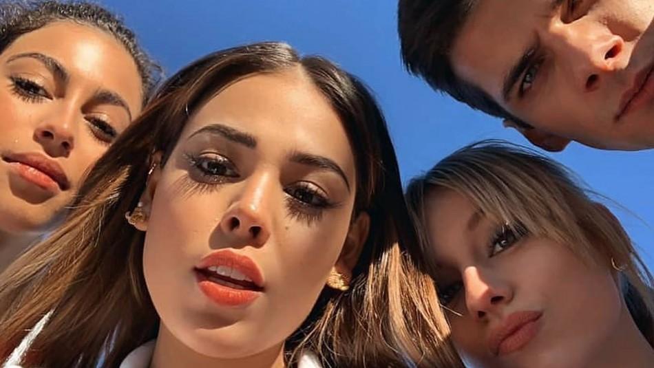 Danna Paola explica por qué dejó la aclamada serie Élite