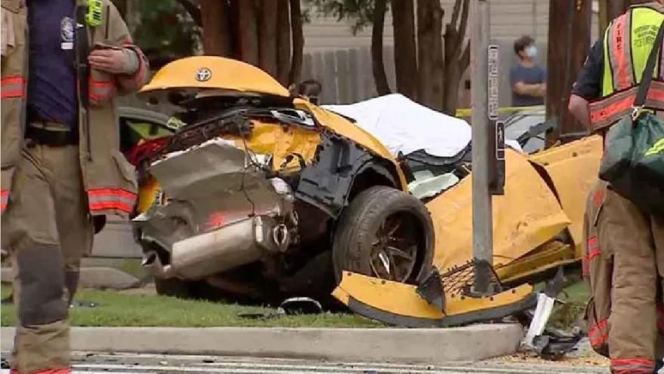 Joven de 25 años muere mientras estrenaba auto avaluado en 65 mil dólares