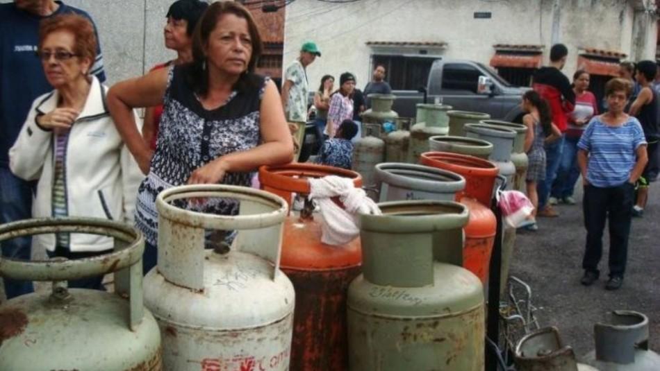 Venezuela se quedará sin gas doméstico en 10 días, según trabajadores petroleros