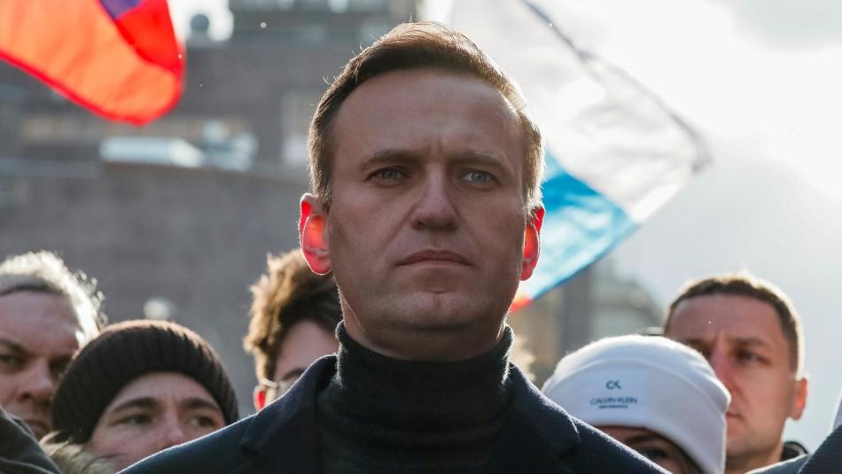 Líder opositor ruso reaparece en redes sociales y dice