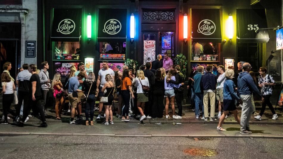 Copenhague quiere prohibir venta de alcohol después de las 20:00 en zonas de vida nocturna