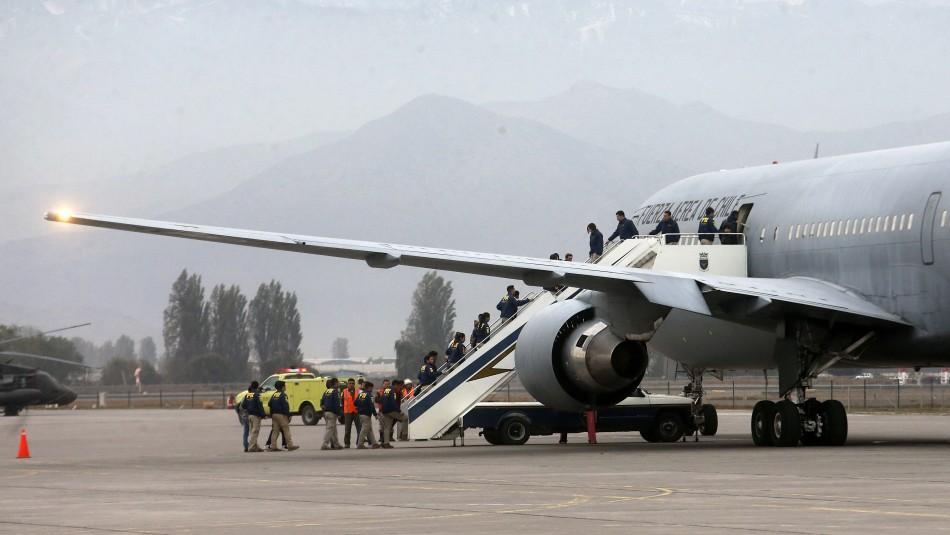 Gobierno chileno expulsa a 53 extranjeros detenidos durante la crisis social