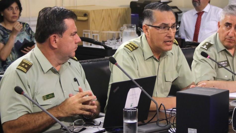 Contraloría aclara que sí puede perseguir responsabilidades administrativas en Carabineros