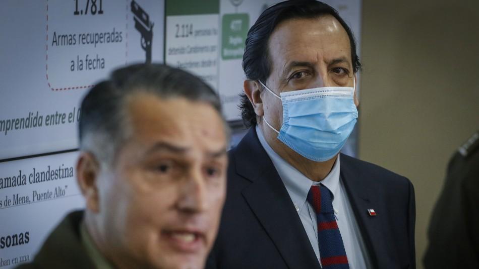 Pérez y carabineros investigados por Contraloría: