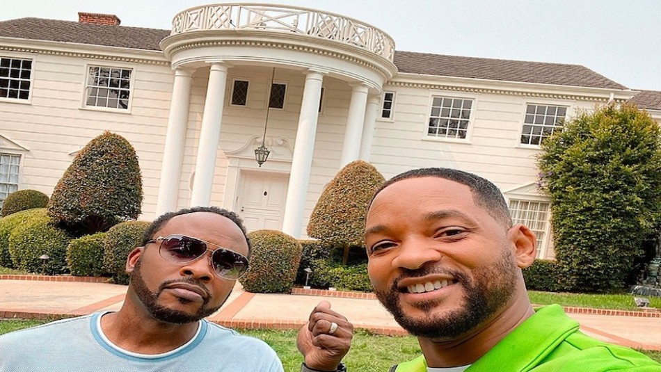 ¿Pasar una noche en la mansión de El Príncipe del Rap? Airbnb y Will Smith lo hicieron posible