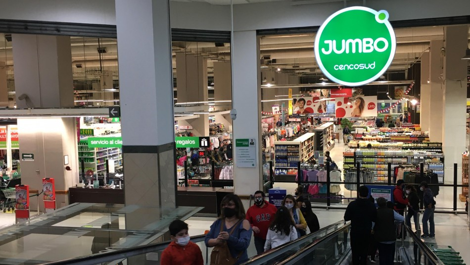 Horarios Supermercado Jumbo