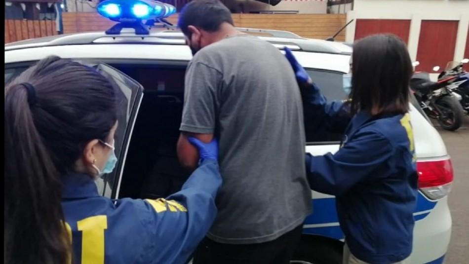Sujeto es detenido por violar a mujer de 71 años.