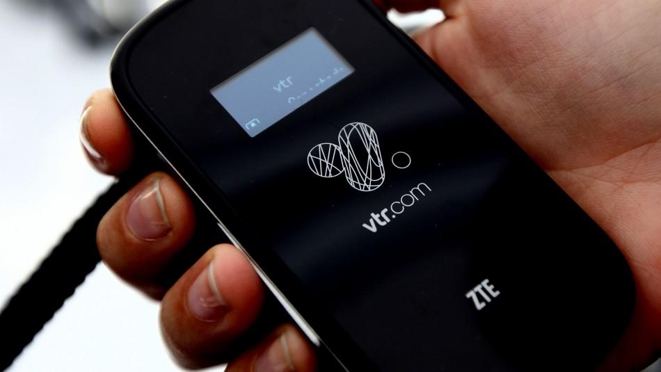 VTR anuncia querella por caída masiva de servicios en la Región Metropolitana