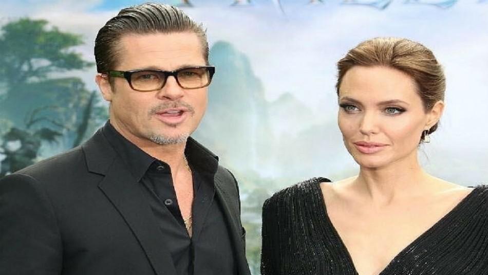Guerra entre Angelina Jolie y Brad Pitt por la custodia de sus hijos