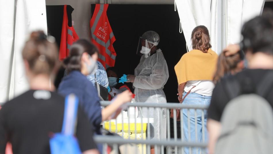 OMS: La transmisión del coronavirus en Europa es