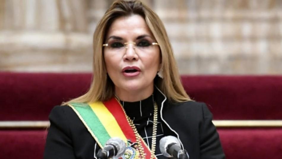 Jeanine Áñez retira su candidatura a la presidencia de Bolivia