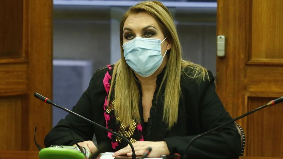 Partido Humanista califica a Pamela Jiles como