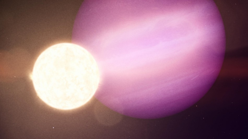 Descubren el primer planeta