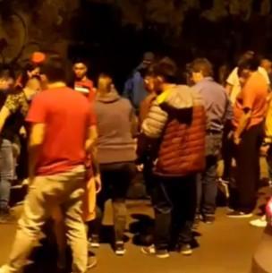 Detención ciudadana: Frustran portonazo y retienen a dos adultos y dos menores en Puente Alto