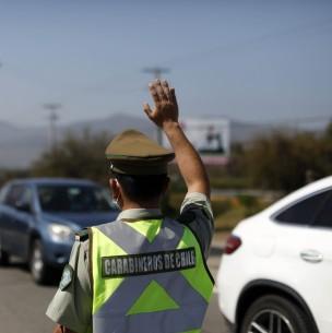 Balance de Fiestas Patrias: 31 mil vehículos salieron de la capital y 800 fueron retornados