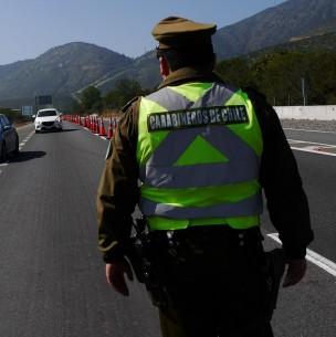 Fin de semana de Fiestas Patrias: 2.000 personas fueron detenidas en las últimas 24 horas